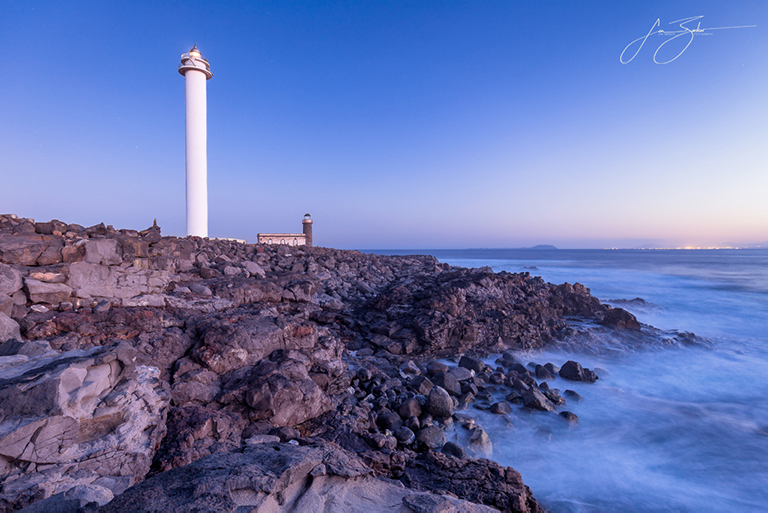 Pechiguera Lighthouse Image Gallery